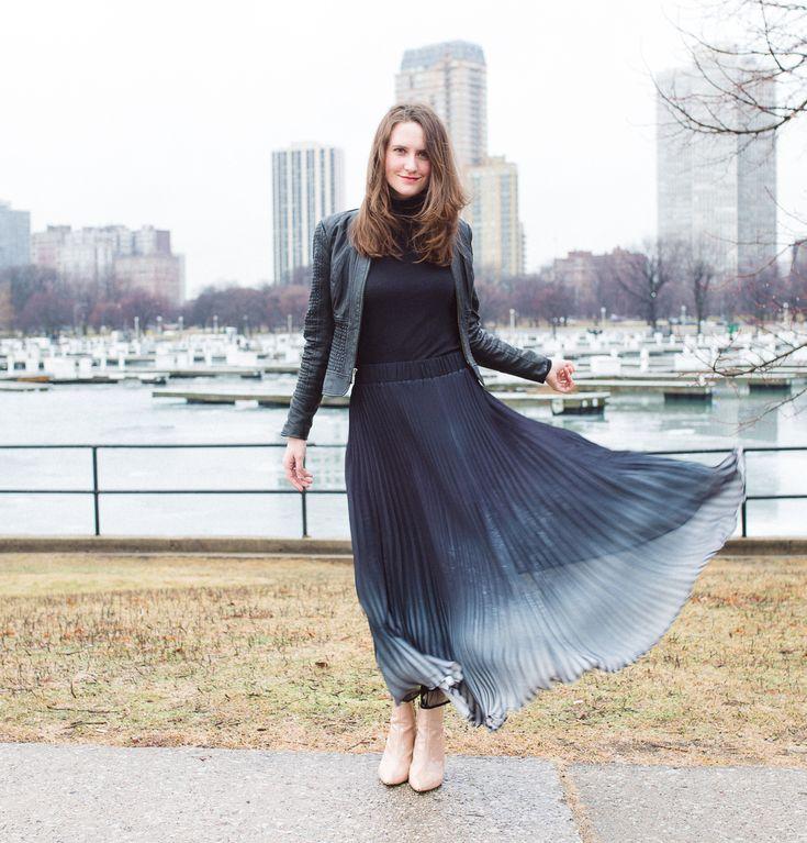 187 Best Chicago Fashion Blogger Style Images On Pinterest