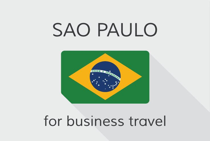 The well-known and largest city of Brazil is a booming business travel destination. #SãoPaulo