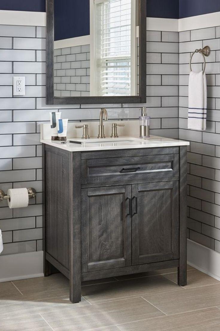 Find The Perfect Rustic Bathroom Vanities Rusticbathroom