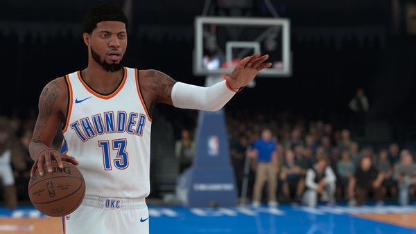 NBA 2K18 - Patch #5 now available   The latest patch for NBA 2K18 is now available. We gave full details on the patch awhile back but you can now grab it on your Switch. If you want a refresher on what the patch offers you can get the rundown once again right here.  from GoNintendo Video Games