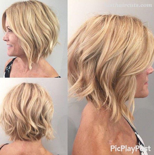 22 Graduated Bob Haircuts for Short/Medium Hair   $30 Paypal Free Giveaway #BobHaircuts