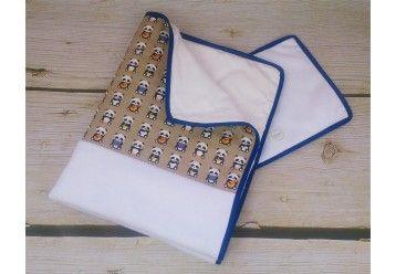 ALGAE & ORGANIC Duvet & pillow set Parisian Chic
