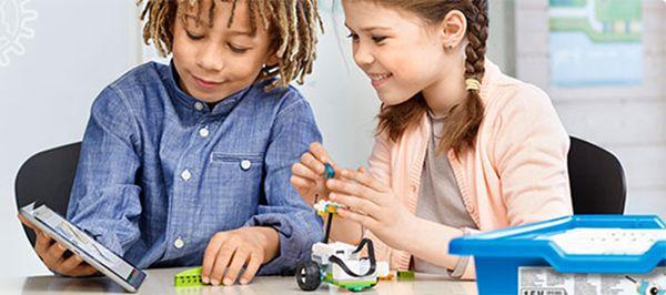 Ahora Lego lanza kit de robótica para niños
