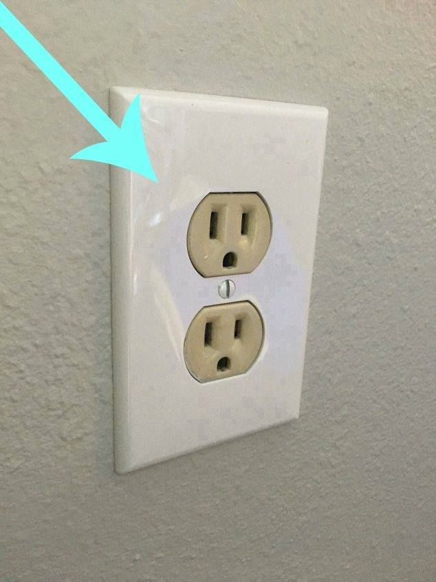 When you're SO over your boring outlets, this might be the most inexpensive way to dramatically transform them!