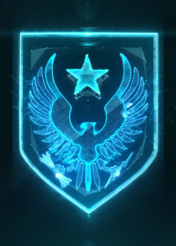 3D Light Spartan Emblem (modeling, post-production, edition & render in After Effects) #game #gaming #video #design #poster #metal #displate #home #decor #homedecor