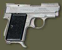 Пистолет AMT Backup