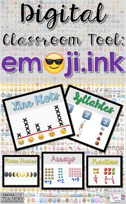 Learn how to use the digital tool, emoji.ink, in your classroom for academic purposes.