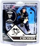 Name: Canada Exclusive Sidney Crosby (Pittsburgh Penguins) Manufacturer: McFarlane Toys Series: NHL Sportspicks 32 Release Date: November 2012 For ages: 4 and up Details (Description): Sidney Crosby was tagged with the nickname The Next One for a reason. Coming out of Juniors, he was regarded as one of the best hockey prospects in the history of the NHL. Selected first overall by the Pittsburgh Penguins, Crosby has certainly not disappointed. He has won the Hart Trophy, the Art Ross Trophy…
