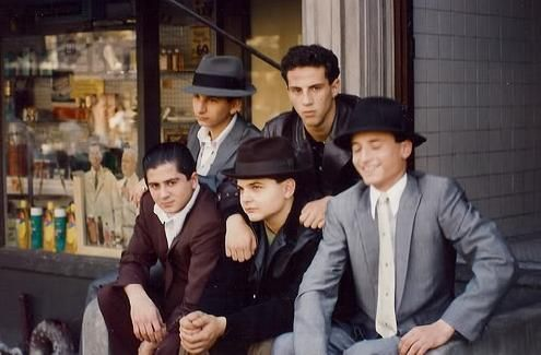 A Bronx Tale...good movie...