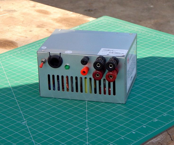 Hey! everyone My name is Steve .Today i'm going to show you How to make a Bench Power Supply With Computer Power SupplyBench Power supply is very useful in electronics field it is very easy to make it with a regular ATX power supply Click Here to See The VideoLet's Start