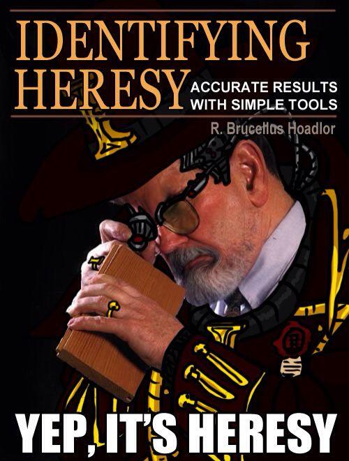 Heresy | Warhammer 40k memes, Warhammer, Warhammer 40k