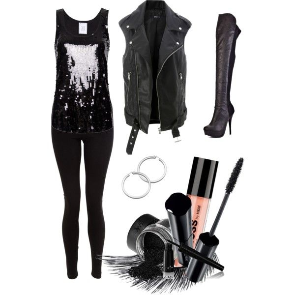 Lost Girl Fashion - Bo 1, created by ladysprinkles on Polyvore