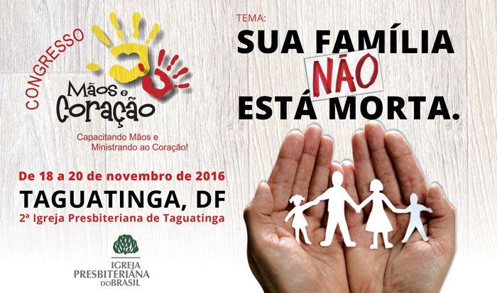 Congresso em Taguatinga - DF