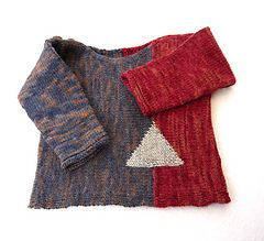 This is a sweater/pullover version of the p/hop baby kimono, stina.