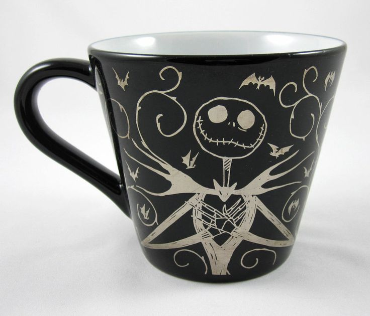 31 best Nightmare Before Christmas Coffee Mugs images on Pinterest ...