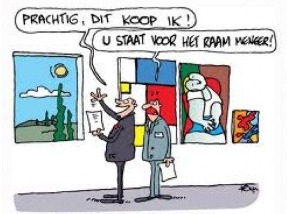 cartoon kunst