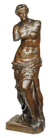 Венера Милосская Фердинанд Barbedienne