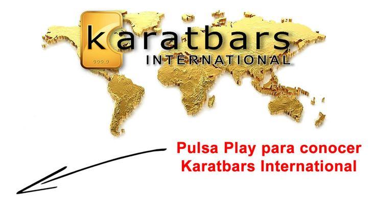 Karatbars International. Oportunidad de negocio de venta directa de oro
