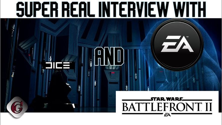 Exclusive interview with EA/DICE