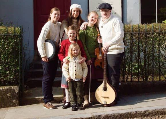 The Kelly Family So Sehr Haben Sich Die Musiker Verandert Angelo Kelly Angelo Kelly Family Kelly Family