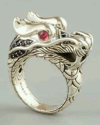 Anillo de dragón