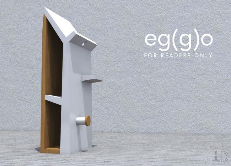 17 migliori idee su design camera da letto piccola su - Leggio da letto per libri ...