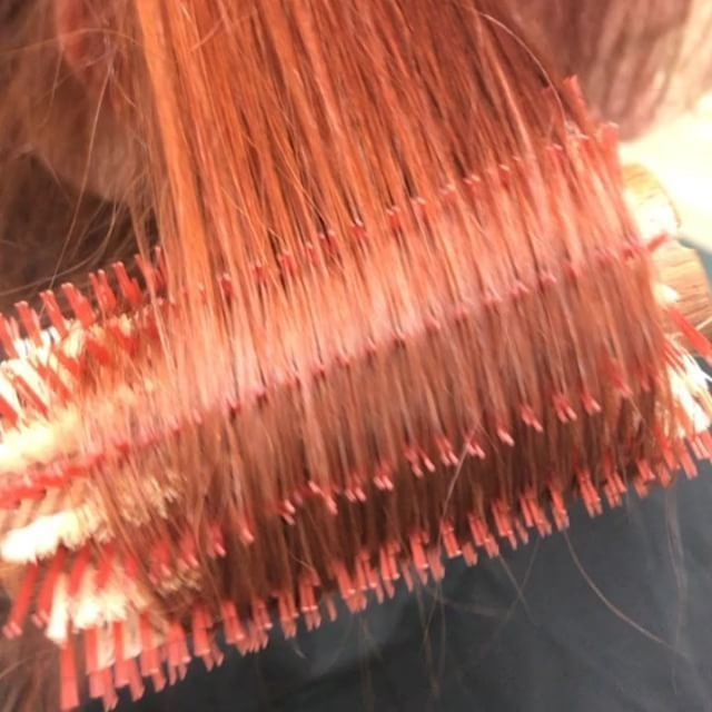 Check out this curated board of beautiful Red hair color and red hair trends and   – Blue acrylic nails