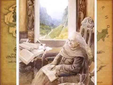 Rozhlasová hra Pán Prsteňov Spoločenstvo prsteňa 1. Frodo a Prsteň