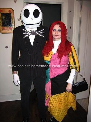51 best nightmare before christmas images on pinterest christmas coolest jack skellington and sally costumes solutioingenieria Gallery