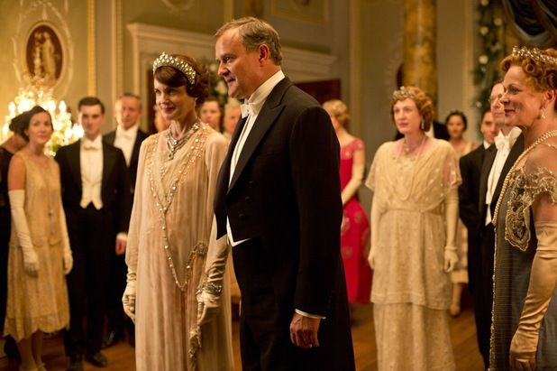 SPOILERS: Downton Abbey Christmas Special: Elizabeth McGovern as ...