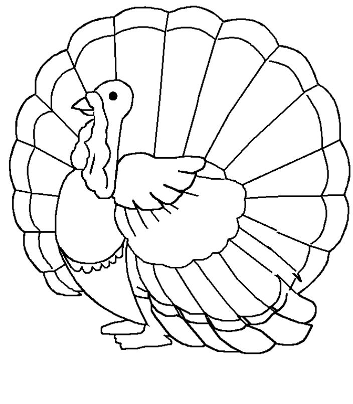 thanksgiving coloring pages and themes - photo#19