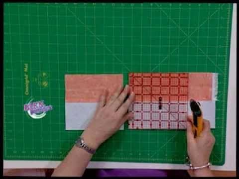 Carolina Rizzi  - Bienvenidas TV - Explica como hacer un cubremantel en ...