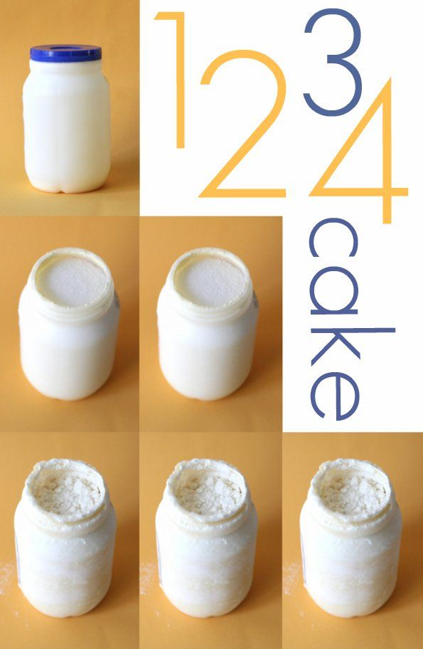 1234 cake recipe