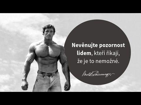 Arnold Schwarzenegger: Motivační video nejen pro kulturisty - YouTube