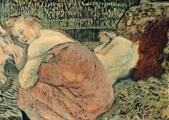 Henri De Toulouse Lautrec Fine Art Print Two Friends Etsy In 2021 Henri De Toulouse Lautrec Toulouse Lautrec Toulouse Lautrec Paintings