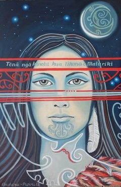 Tena nga kanohi (2012) by Angela Swann-Cronin