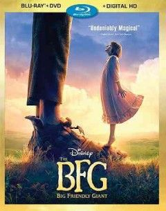 The BFG / Disney, Amblin Entertainment and Reliance Entertainment present ; in association with Walden Media ; a Kennedy/Marshall Company production ; directed by Steven Spielberg.