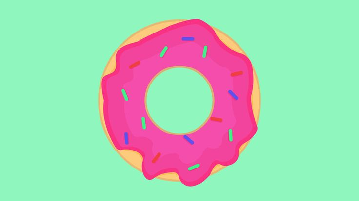 Delicious Donut by GrubyKisiel.deviantart.com on @DeviantArt