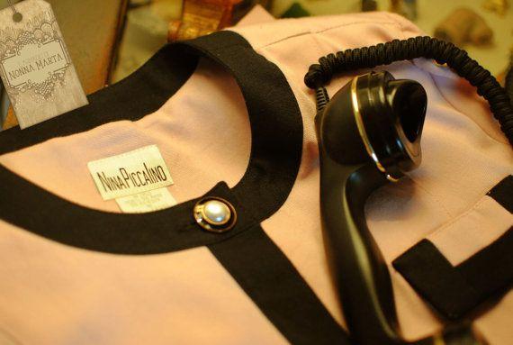 Nina Piccalino Giacca Vintage di Larmadiodinonnamarta su Etsy, €25.00