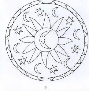 Mandalas Infantiles para Colorear (6)