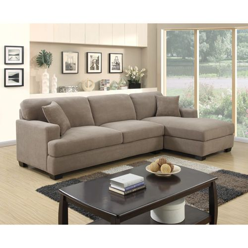 Costco 1500 Deegan Fabric Chaise Sectional Too Long 83 39