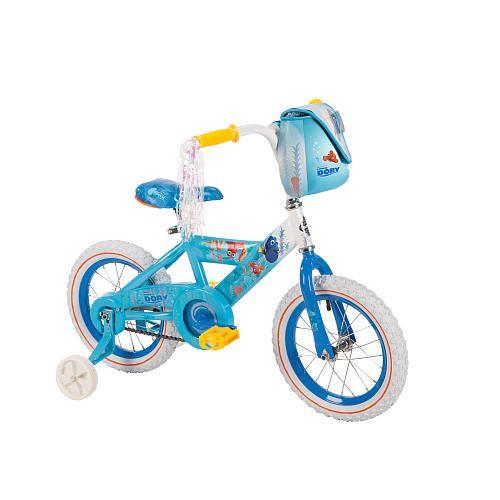 "Girls' 14 Inch Huffy Disney Finding Dory Bike - Huffy - Toys ""R"" Us"