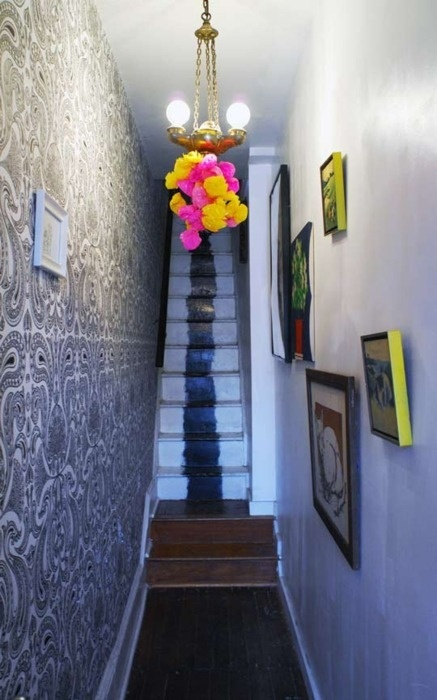 17 meilleures id es propos de d corer long couloir sur pinterest couloir long d cor de mur - Idee decoratie interieur corridor ...