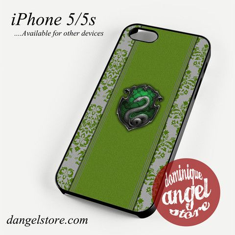 slytherin hogwarts Phone case for iPhone 4/4s/5/5c/5s/6/6 plus