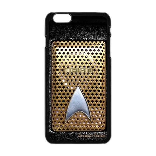 retro Star Trek captain Radio communicator apple iphone 6 plus case.  #accessories #case #cover #hardcase #hardcover #skin #phonecase #iphonecase #iphone6plus #iphone6pluscase #movie #startrek #dezignercase