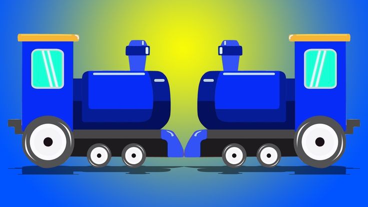 melatih Formasi dan Penggunaan | mainan kereta | Cartoon For Kids | Form...