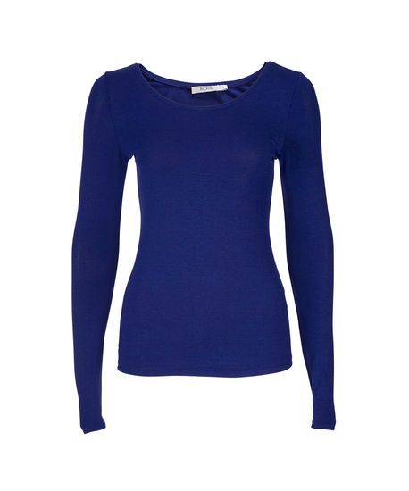 Super Soft Essential Tee in Cobalt (more colours available) #rickis #fall2014