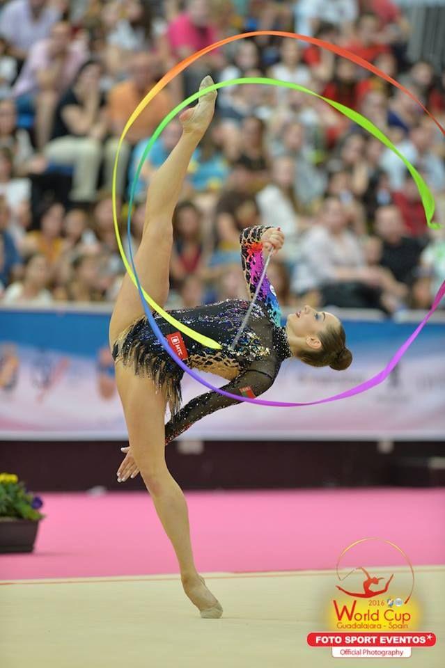 Katsiaryna Halkina (Belarus), World Cup (Guadalajara) 2016