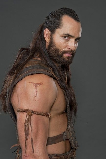 Victor Webster- The Scorpion King 3