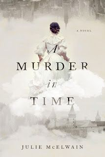 A Bookaholic Swede: A Murder in Time by Julie McElwain